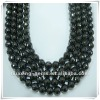 Good for Health*Natural Hematite Facted Beads