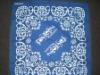 Multifunctional cotton printing bandana
