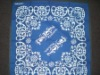 Multifunctional cotton printing bandana