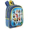 "cartoon 16"" polyester kid's school backpack"