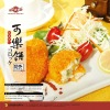 Frozen milk shrimp croquette