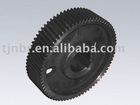 high precision stainless steel big gear wheel