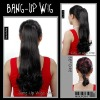 Synthetic Clip On Ponytail Hair Extension Sathura #CP054