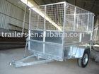 trailer, cage trailer, box trailer