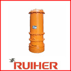 Anti-explosion submersible coal mine sand water pump