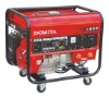 gasoline powered welding Machine welding current 190A 250A 300A