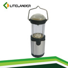 2 function in 1 led waterproof camping lantern