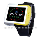 More function Silicon MP4 Watch (GS-0003)
