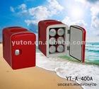 small car fridge/cooler bag/mini fridge YT-A-400A