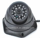 plastic ir dome usb video camera