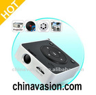 10 Lumen Handheld Mini Projector with Built-in MP4 Player