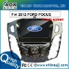 special car gps for 2012 focus dvd gps navigation and audio with GPS system