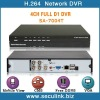 4CH H. 264 home security net DVR (SA-7004T)