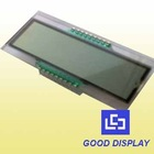 6 digits LCD panel