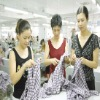 woman clothes Quality inspection