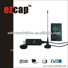 EzCAP USB2.0 DVB-T TV Tuner Stick support Windows7 (Model:EzTV867)