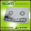 K-516F DOUBLE FANS laptop cooling pad with colorful picture
