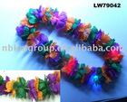 rainbow flashing lei