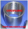 6000lbs threaded fittings and threaded coupling ansi b 16.11 pipe fitting