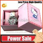 OEM Children's watch cartoon watch with box S-58