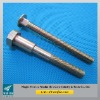 fastener of carriage bolt