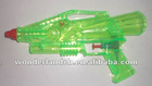 Hot sell creative Interesting toy Transparent water gun toy