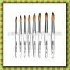 8pcs nail brush set
