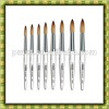 8pcs nail brush set
