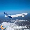 Air Cargo Forwarder fm China to Bergen