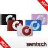 1GB newest clip Metal MP3 Voice Recorder, E-Book Reading