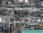 Particle Board Production Line
