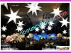 LED inflatable hanging lighting star (Cone-153)
