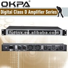 ART series Digital Class D Power Amplifier