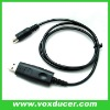 USB Programming cable for Yaesu two way radio