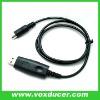 USB Programming cable for Yaesu two way radio