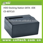 USB 3.0 to sata/ide single bay hdd docking station clone