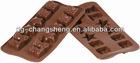 food grade silicone chocolate mold