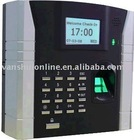 fingerprint access control support TCP/IP communication