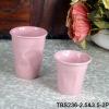 ceramic cup not a paper cup