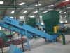 waste scrap recycling belt conveyor