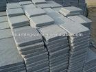 Foursquare Shape Grey Outdoor Granite Paving Stone