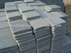 Foursquare Shape Grey Outdoor Granite Paving Stone