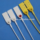 Self-locking PP Security Strip with Steel Slice Tag JL 370mm