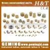 Brass nonstandard parts Copper,Bronze,Brass brass Nuts