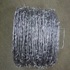 hot-dip galvanized barbed wire ,hot-dip galvanized barbed wire fence