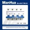 4P 125A miniature circuit breaker