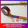 Printing washi tape with water based glue for decoration and packing WT-90