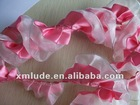2013 colorful lace ribbons