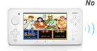 JXD S603 4GB 4.3 Inch Touch Screen Android 4.0 HDMI Flat Game Player Console Tablet White