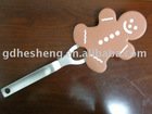 bear-shape spatula with 18/8 s/s handle